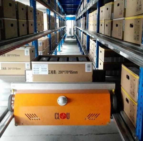 科陆智能多层穿梭车仓储解决方案即将亮相2016年广州国际物流装备与