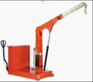 搬运式液压吊车图片
