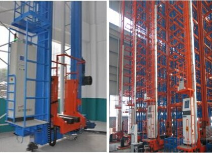 东杰托盘堆垛机 Unit-Load Stacker Crane